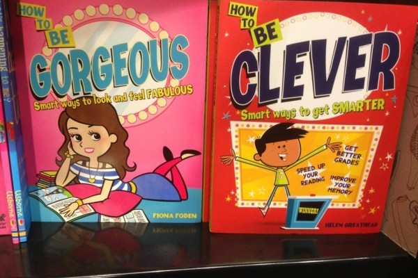 Scholastic boy and girl books