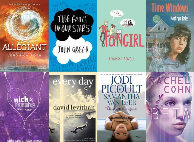 Best Book Covers Ya : The habits of highly successful young adult fiction