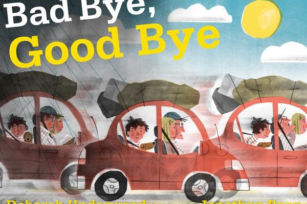 Bad bye good bye book